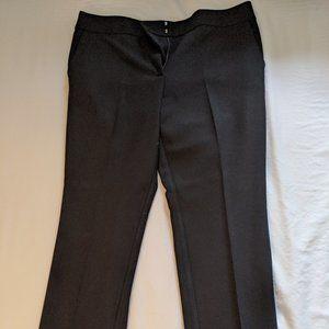 Ann Taylor Loft Marisa Cropped Dress Pants